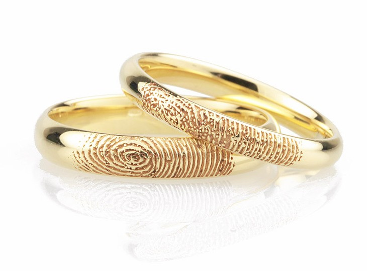 How to choose men's wedding rings