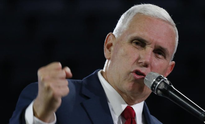 Mike Pence Contradicts Donald Trump, Says Russia Behind Hacks