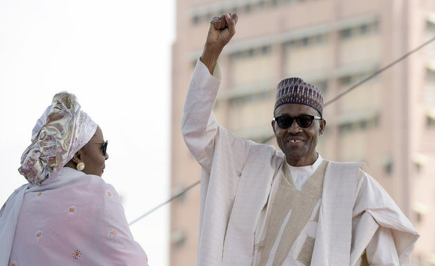 Nigerian President Muhammadu Buhari Declares The First Lady Belongs In The Kitchen