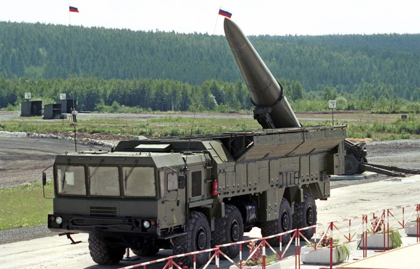 Russia Preparing For War: Nukes Now In Kaliningrad, Says Estonia