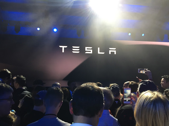 Tesla planning new product events in October 17