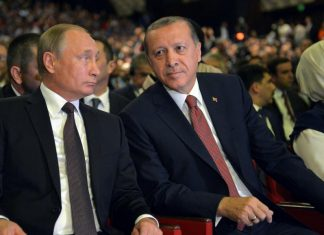Turkey-Russia gas pipeline plan sign of diplomatic shift