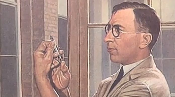 Frederick Banting: Google celebrates man who discovered insulin could TREAT diabetes