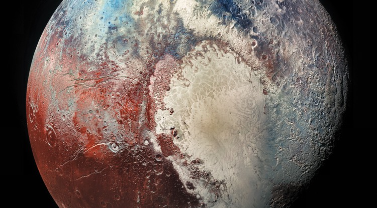 Pluto May Have an Icy Sea Beneath its Surface