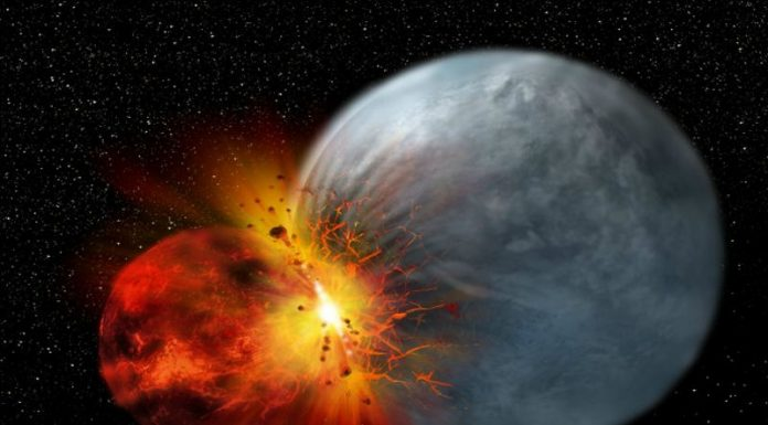 New Moon-Formation Theory Also Raises Questions About Early Earth
