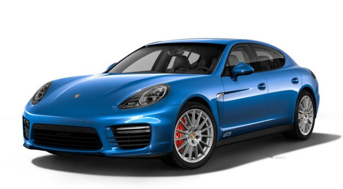 New Panamera gets more powerful V-6