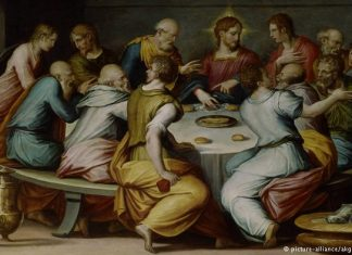 'The Last Supper' painting restored, 50 years after epic flood