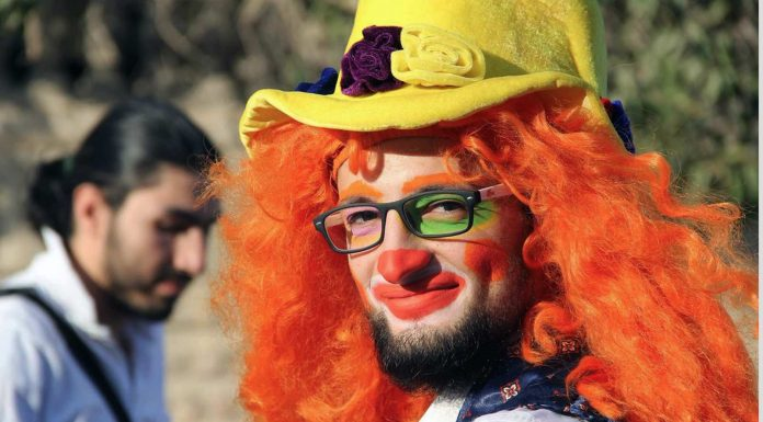Anas al-basha: 'Clown of Aleppo' is killed in an air strike on the Syrian city