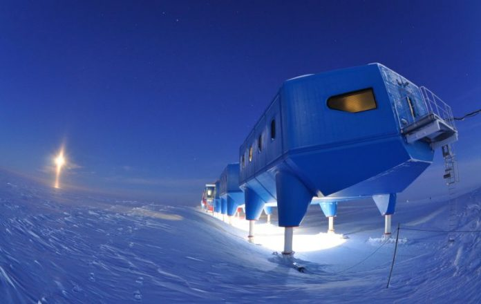 Halley Research Station to be relocated due to crack in ice shelf