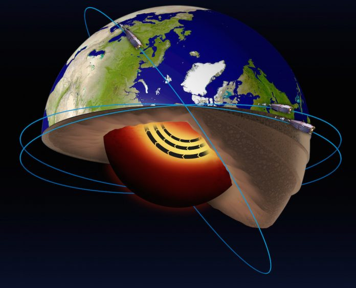 Iron 'Jet Stream' Detected In Earth's Core, finds new research