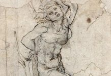 Lost Da Vinci drawing found by French doctor