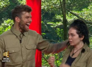 Scarlett Moffatt exposed! I'm A Celebrity viewers accuse Vicky Pattison of abruptly 'plonking' crown on new queen