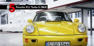 5 Unique and Rare Porsche Factory Models [Watch]