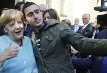 Facebook wins case against Syrian refugee Anas Modaman in Merkel selfie