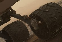 NASA Observes Fresh Damage to Curiosity Rover's Wheel, Report