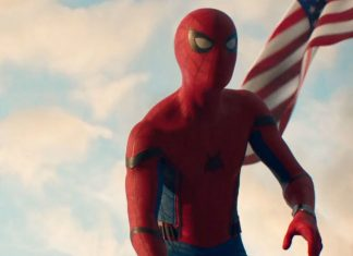 New Spiderman-Homecoming Trailer Shows Off Peter's Acrobatic Side