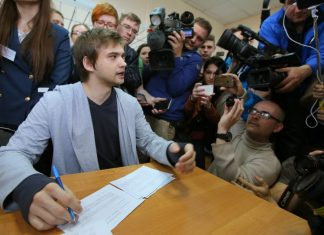Russia: He played Pokemon Go in church. That got him convicted