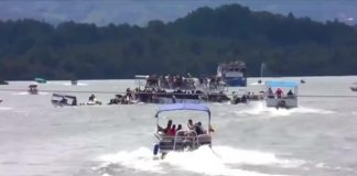 Colombia tourist boat sinks with 170 onboard, Six dead
