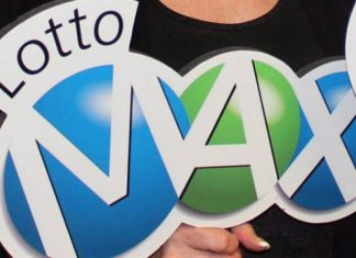 Quebec ticket claims Friday night's $55 Million Lotto Max jackpot