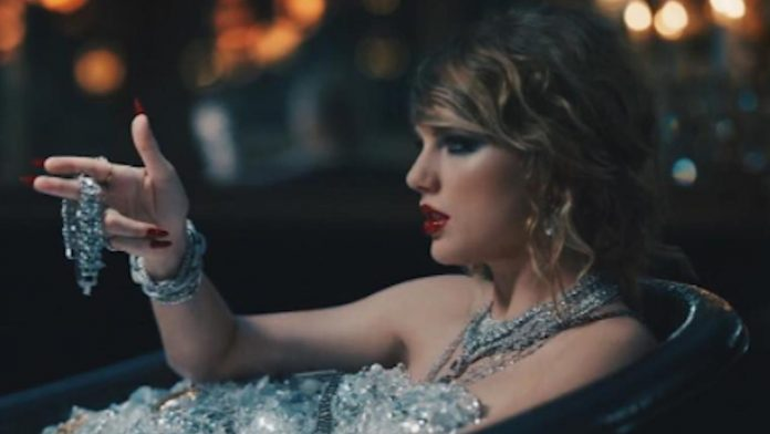 Taylor Swift Real Diamonds Bathtub cost more than $10M