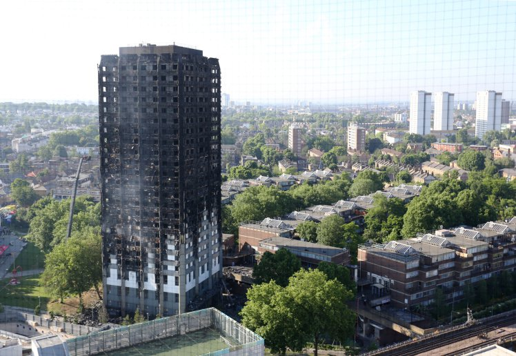 Police seek to jail those responsible for Grenfell fire