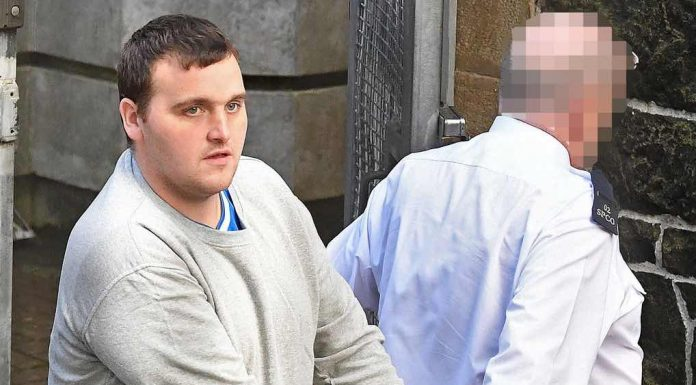Larne Gun Attack: Man Charged With Attempted Murder