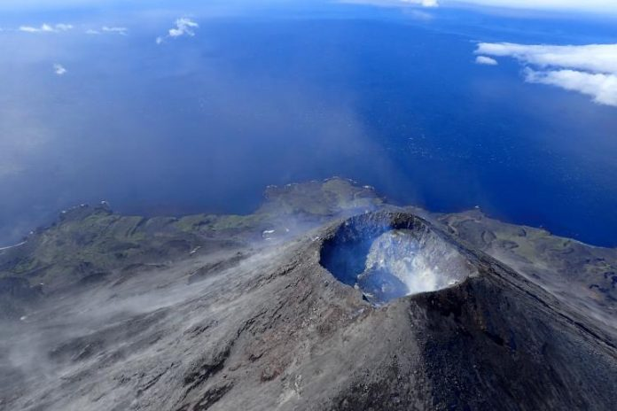 Researchers lead research into volcanoes