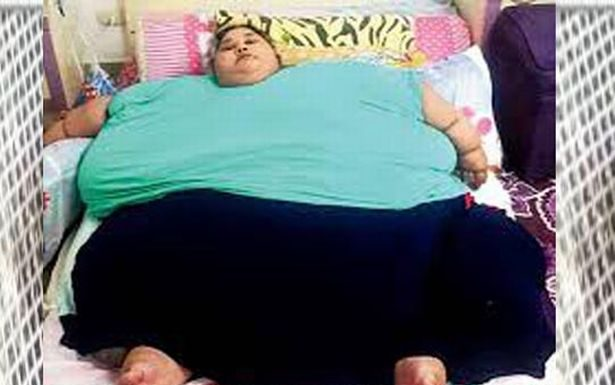 World's Ex Heaviest Woman Dies In Abu Dhabi Due To 'Health Complications'