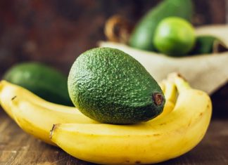 Eating banana and avocado daily cuts risk of heart attack, a new study reveals