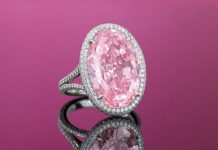 'Pink Promise' diamond Sells for over $32M at Hong Kong auction