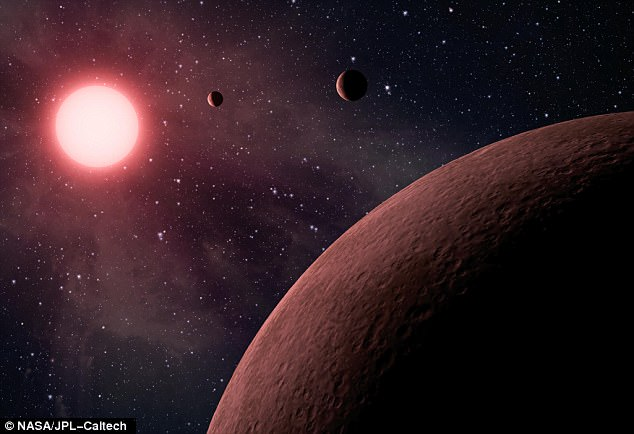 Space Dust May Transport Biological Particles between Distant Planets, New Study Suggests