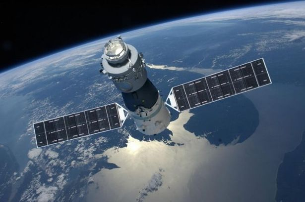China's Space Station Will Crash to Earth in March, Report