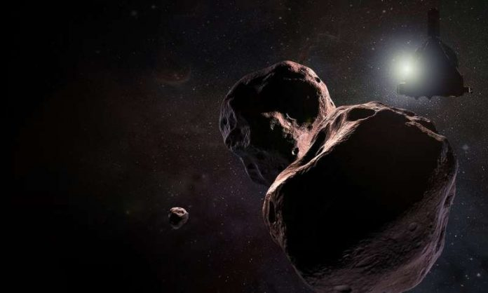 Mark your calendar for most distant space flyby ever on New Year's Day 2019