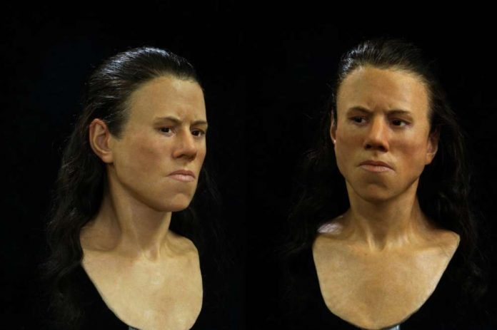Researchers Reconstruct Face of 9,000-year-old Greek Teen