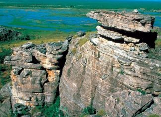 Scientists discover a piece of America in northern Australia
