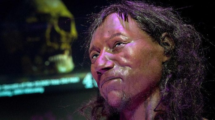First modern Brits had 'dark to black' skin, finds new research