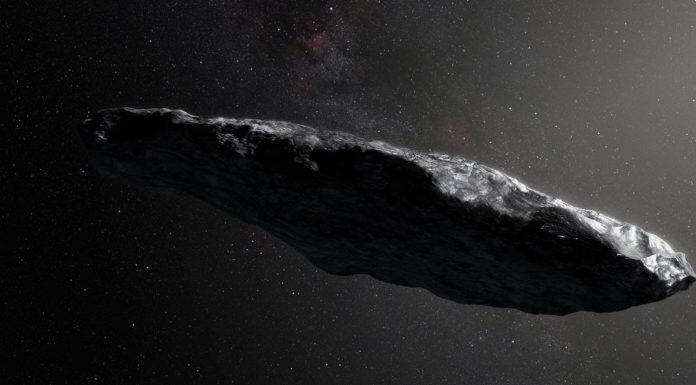 Research: Interstellar asteroid's tumble suggests a violent past