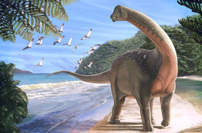 Researchers discover 'the Holy Grail of dinosaurs' in Africa