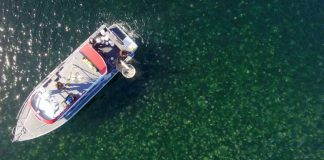 Scientists use drones to track jellyfish blooms (Video)