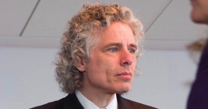 Steven Pinker: The human race, are we getting better?