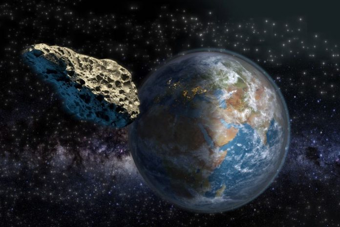 Asteroid 2017 VR12 in 'close' encounter in days