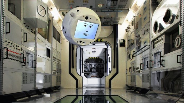 IBM Is Sending a Floating Robot Head to Space, Report