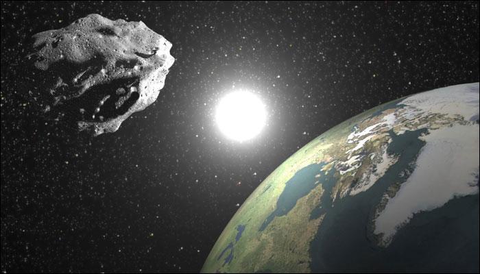 Nasa plans to nuke giant asteroid Bennu
