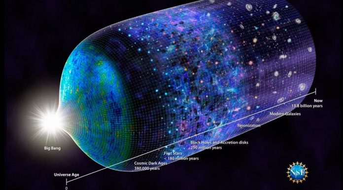 Researchers Detect First Stars Of The Universe