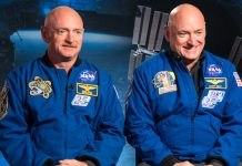 Study: NASA Astronaut Scott Kelly's DNA Changed in Space