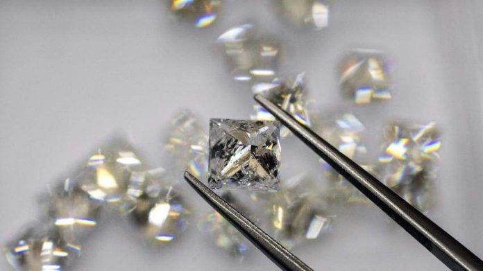 Study: Secrets to Earth's interior found trapped in diamonds