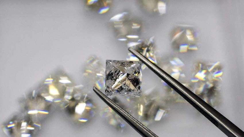 Study Secrets to Earth's interior found trapped in diamonds