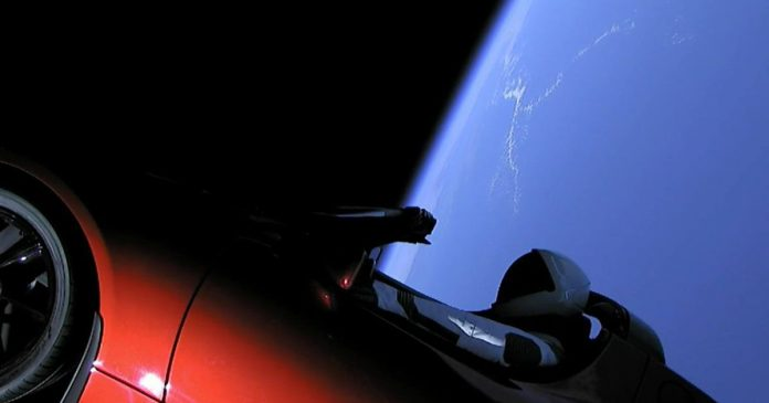 Where Is Elon Musk's Space Tesla Roadster Actually Going?