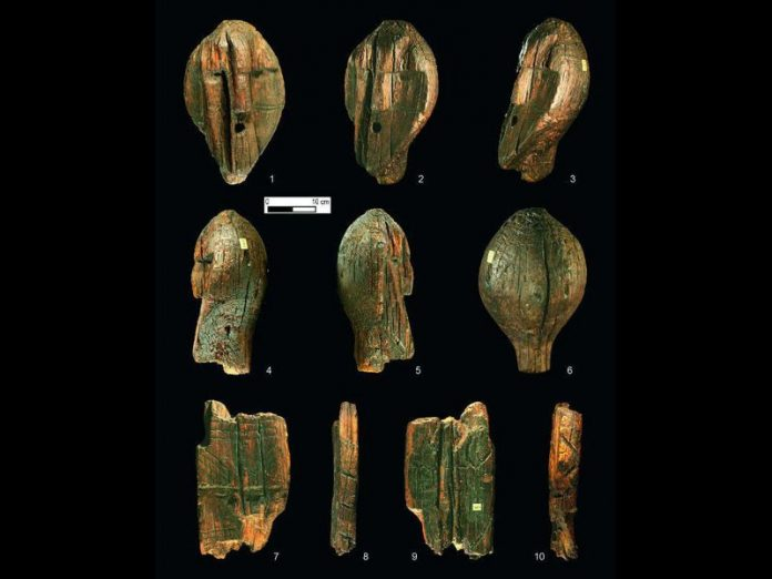Ancient wooden statue found in Siberia is older than Egypt's pyramids