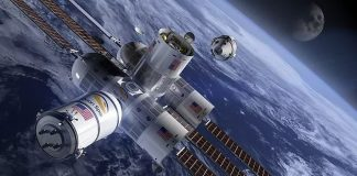 First-ever space hotel will launch in 2021